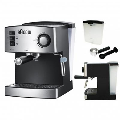 Espressor de Cafea Electric 1.6L 15 Bar 850W BAOOW NCM6821