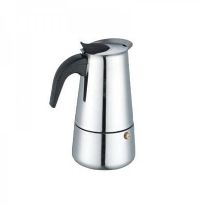 Expresor cafea manual pentru aragaz 4 cesti Rainstahl BG RSCM880004