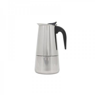 Expresor din Inox Prepara Cafea la Aragaz Grunberg GR600