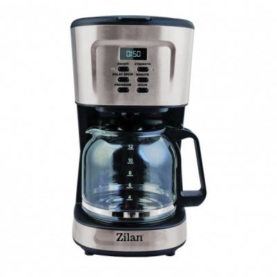 Filtru de Cafea Digital 1.5L 900W Zilan ZLN1440