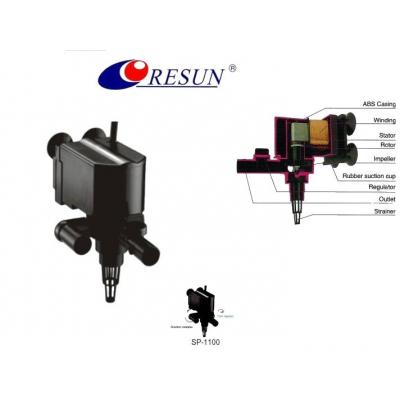 Filtru Intern Power Head Resun SP1100