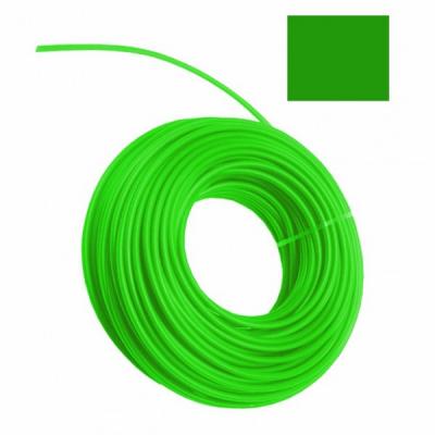Fir nylon Guta pentru coase trimmer iarba 1.3mm 15m rotund