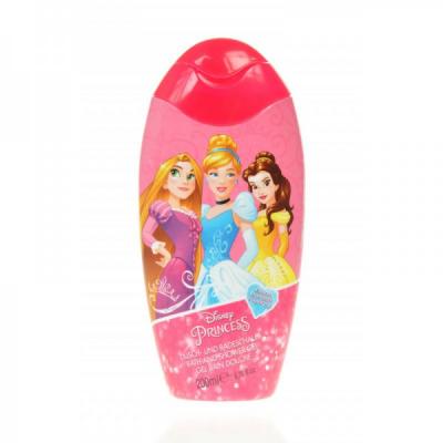 Gel de Dus pentru Copii Princess Zmeura 200ml Disney BC205490000