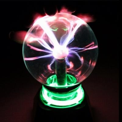 Glob Sfera Plasma Decorativ  220V 10cm 4 Inch