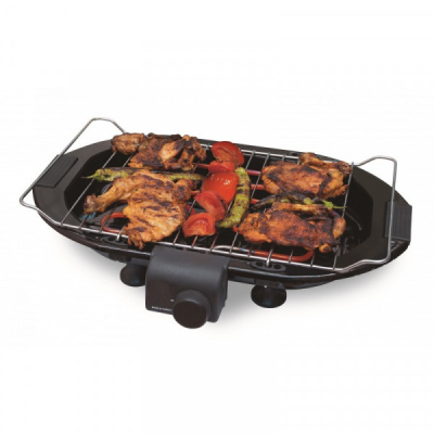 Gratar Electric Grill inox 44x24cm 2000W Victronic BBQ2000