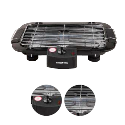 Gratar Grill Electric Hausberg ECO HB530 2000W