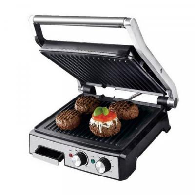 Grill Electric Sandwich Maker cu Manere Reci 2000W SilverCrest 5908