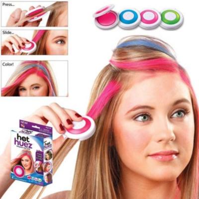 Hot Hair Sistem Colorare Temporara Suvite
