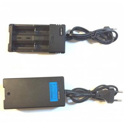 Incarcator Acumulatori 14500, 18650 500mAh 220V L208