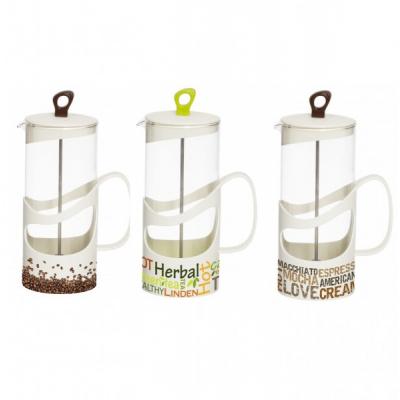 Infuzor din Sticla pentru Ceai sau Cafea 660ml Herevin TGR3113 JU