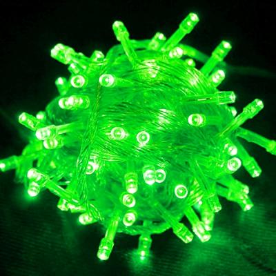 Instalatii Luminoase Craciun Snur 9m 100LED Verde FI NP 6022