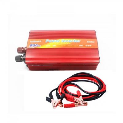 Invertor Auto 12V la 220V si USB 800W Constant Max.575W Clesti