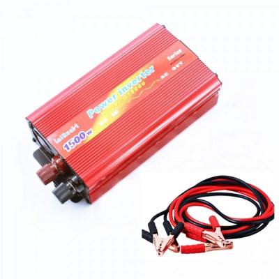 Invertor Auto 24V la 220V si USB 1500W Constant Max.875W Clesti