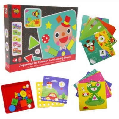 Joc Educativ pentru Copii Invatare Forme Geometrice