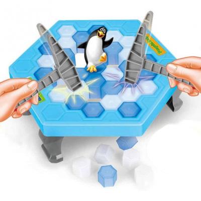 Joc Interactiv pentru Copii 2 Persoane Penguin Jnap Trap