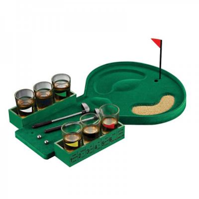 Joc Mini Golf cu Shoturi pentru Petreceri Idei de Cadou