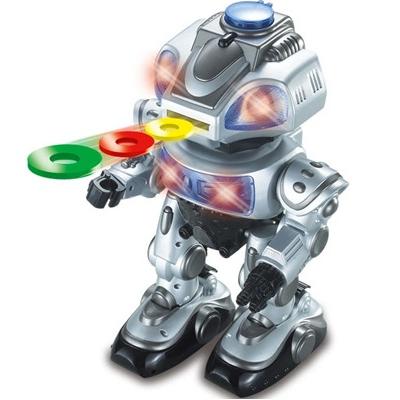 Jucarie Robot cu Telecomanda RoboKid TT903