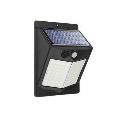 Lampa 80LED 16W Incarcare Solara cu Senzori Miscare si Lumina, On/Off