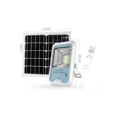 Lampa LED cu Panou Solar, Telecomanda, Senzor 6500K 60W LEDLPS6016W