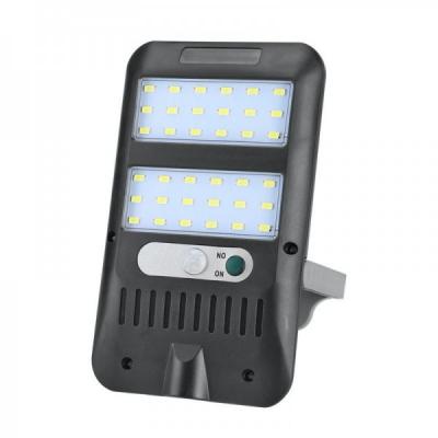 Lampa Solara cu 36 LED SMD IP65 Senzori 18650 JX228