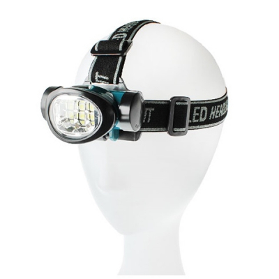 Lanterna Frontala 2W cu 6 COB LED pe Baterii Liliang 6036