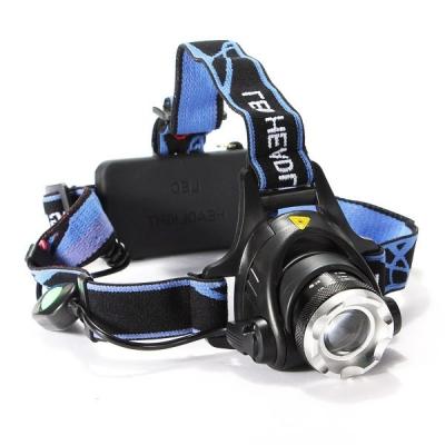 Lanterna Frontala cu LED 3W Zoom 12V 220V MX19T6