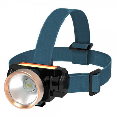 Lanterna Frontala LED 5W cu Acumulator 220V TD805 868