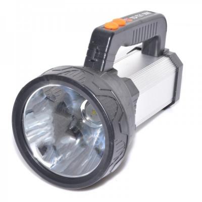 Lanterna Laser LED 50W+50W SMD Panou Lateral cu Acumulator 220V TDT21