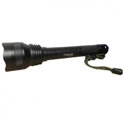 Lanterna LED 1 Faza Suport Arma Vanatoare 12V 220V X-Balog BLQ528P90