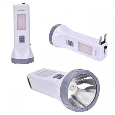 Lanterna LED cu Acumulator, Incarcator 220V Incorporat SS923