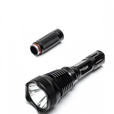 Lanterna LED 1 Faza cu Suport Arma de Vanatoare Bailong BLQ2800T6