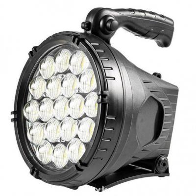 Lanterna Profesionala LED 90W cu Acumulator la USB Semnalizare W868A
