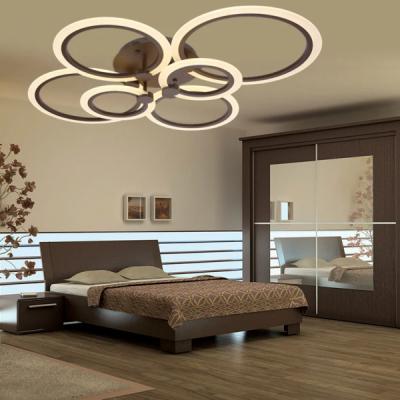 Lustra LED Maro Telecomanda 160W Alb Rece Neutru Cald Dimabil 6601/2x3