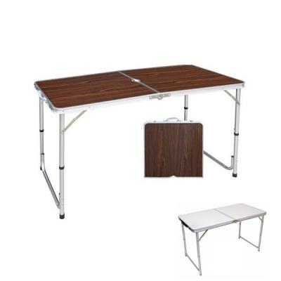 Masa Pliabila Picnic Folding Table 60x120cm Maro sau Alba