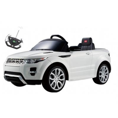 Masina Electrica Copii Range Rover Alb