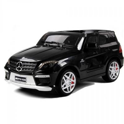 Masinuta Electrica Copii Mercedes ML63 AMG Negru