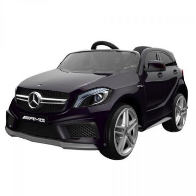 Masinuta electrica, cu telecomanda, Mercedes Benz A45 AMG Neagra