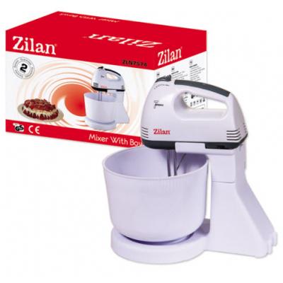 Mixer cu Bol 2.5L Zilan ZLN7574