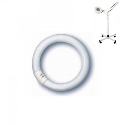 Neon Circular Profesional 22W  T9 pentru Lampa cu Lupa Cosmetica pe Roti
