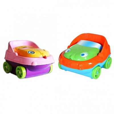 Olita Muzicala cu Reductor WC Masinuta cu Roti si Capac CM140