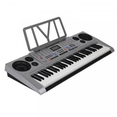 Orga Electronica 61 Clape Pline Boxe USB MP3 YM853