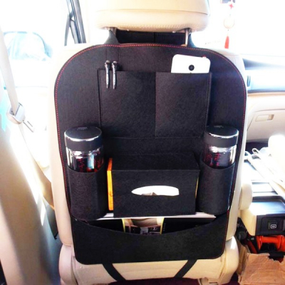 Organizator pentru scaun auto cu buzunare BF311