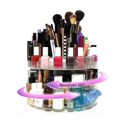 Organizator Rotativ Cosmetice Glam Caddy