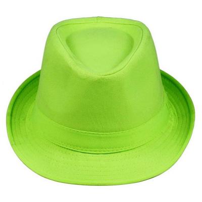 Palarie de Vara Mix Unisex Verde Neon