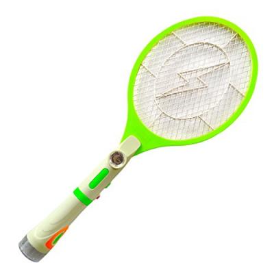 Paleta Electrica Anti Insecte cu Acumulator si Lanterna EC35199