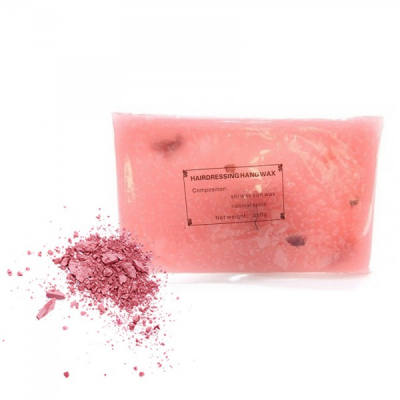 Parafina Roz pentru Tratamente Cosmetice 340g P450PK