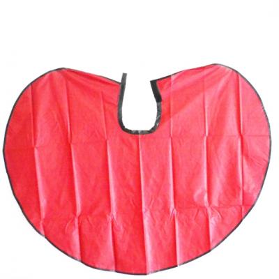 Pelerina vopsit si tuns pentru saloane coafura 113x98cm impermeabila