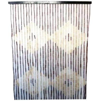 Perdea Usa Decor Contra Insectelor Bilute Lemn Bambus 195x85cm
