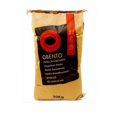Pesmet Panko Obento 10kg Sac Hartie