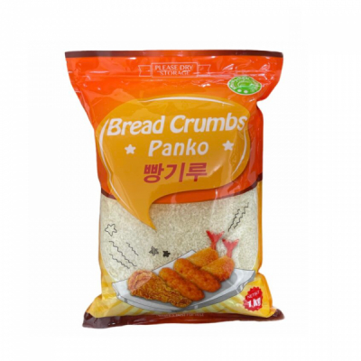 Pesmet Panko Punga 1kg Fulgi Crocanti  Bread Crumbs Panko
